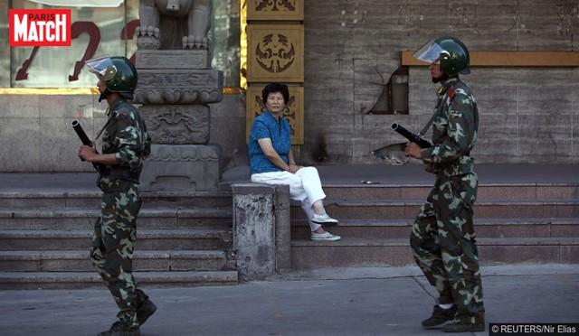 Terrorisme-Chine