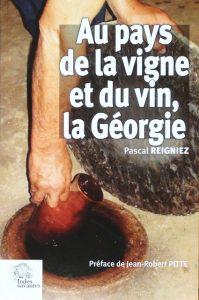 Georgie-livre-lemaire-hebdo-vin-chine