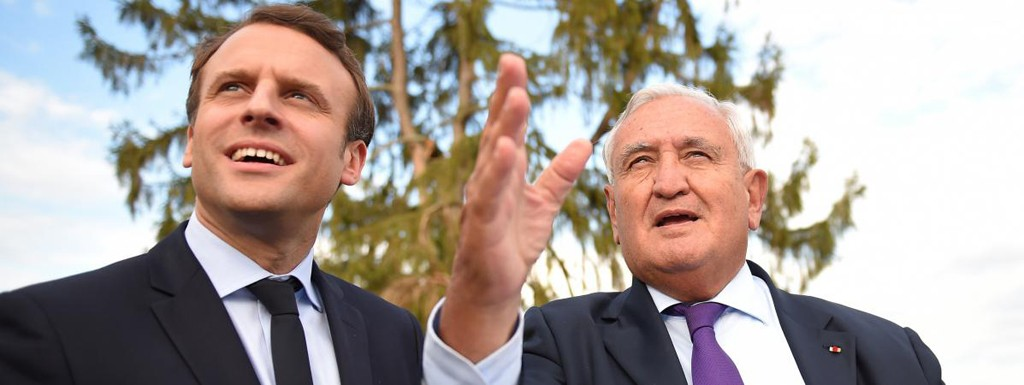 Raffarin-Macron-lemaire-hebdo-vin-chine