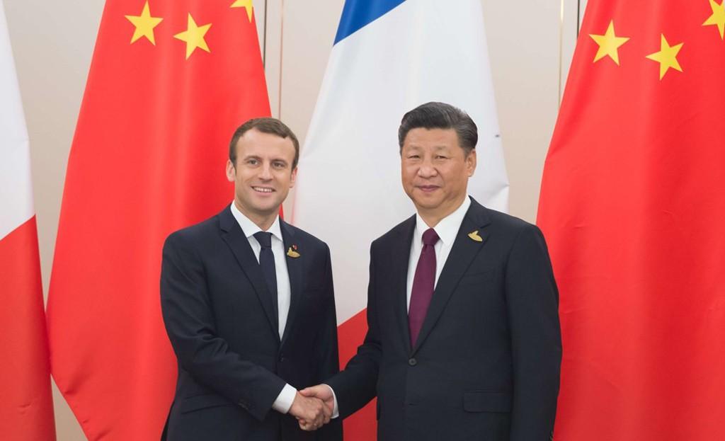 Macron-jinping-lemaire-hebdo-vin-chine