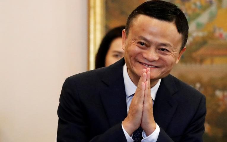 Jack-Ma-quitte-Alibaba-lemaire-hebdo-vin-chine