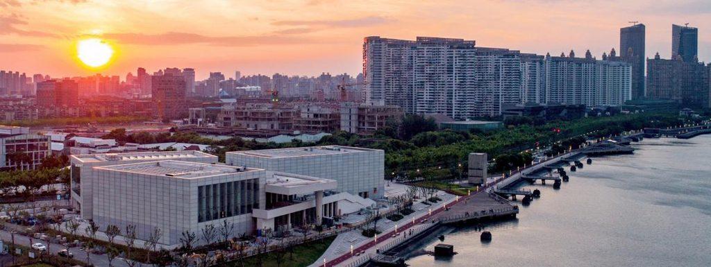 Centre-pompidou-shanghai-Chine-Macron-lemaire-hebdo-vin