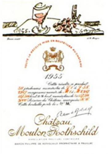 Etiquette-mouton-Georges-Braque-1955-lemaire-hebdo-vin-chine