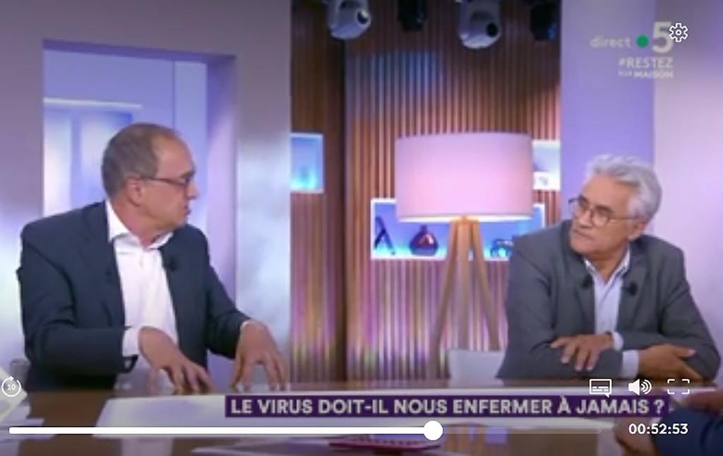 Gilbert-Deray-Andre- Comte-Sponville-France-5-coronavirus-lemaire-hebdo-vin-chine