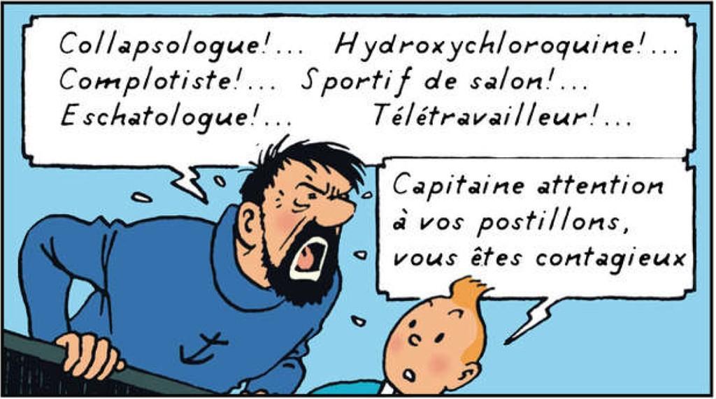 Tintin-haddock-Focus-Blues-Lemaire-hebdo-vin-chine