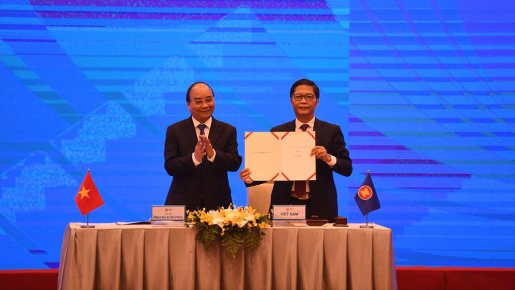 RCEP-ASEAN-accord-libre-echange-lemaire-hebdo-vin-chine