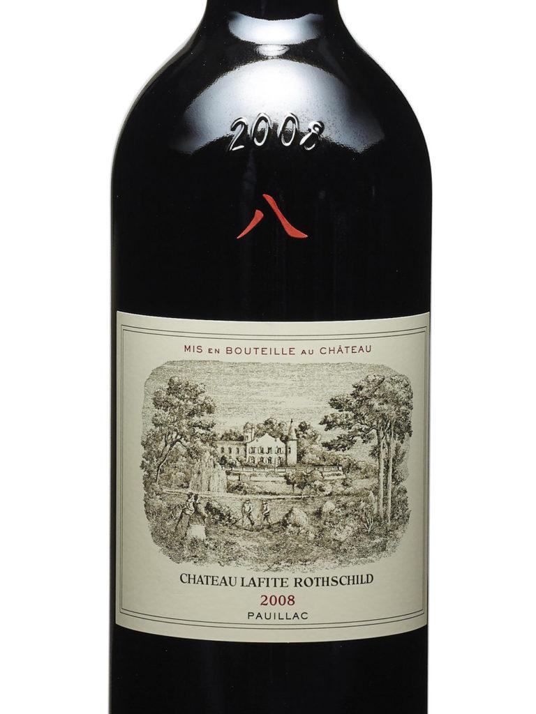 lafite-rothschild-2008-bouteille-lemaire-hebdo-vin-chine